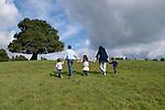 Matlock family photos 09, natural bridges, UCSC.Photo Credit: Photo Courtesy of PhotographyByMonique.com.Mandatory link back to http://PhotographybyMonique.com to be provided from http://www.achildshopeintl.org website.