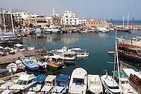 Nordzypern, Hafen von Girne (Keryneia, Kyrenia)