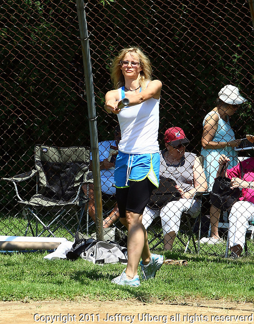 "August 21, 2011 New York: Lori Singer attends the ""63rd Annual Hamptons Artists & Writers Charity Softball Game"" on August 21, 2011 in East Hampton, Ny"