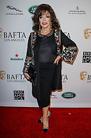 05 January 2019 - Los Angeles, California - Dame Joan Collins. the BAFTA Los Angeles Tea Party held at the Four Seasons Hotel Los Angeles.          <br /> CAP/ADM<br /> ©ADM/Capital Pictures