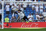 Real Madrid CF's Diego Altube during La Liga match. Aug 24, 2019. (ALTERPHOTOS/Manu R.B.)