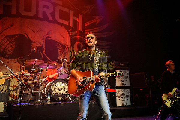 LONDON, ENGLAND - March 2: Eric Church performs in concert at the o2 Shepherd's Bush Empire on March 2, 2014 in London, England<br /> CAP/MAR<br /> &copy; Martin Harris/Capital Pictures