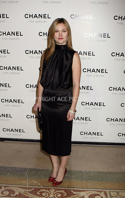 """WWW.ACEPIXS.COM . . . . . ....January 16 2008, New York City....Actress Julia Stiles arriving at the """"Nuit de Diamants"""" party hosted by Chanel Fine Jewelry at the Plaza Grand Ballroom in Manhattan ....Please byline: AJ Sokalner - ACEPIXS.COM..... *** ***..Ace Pictures, Inc:  ..te: (646) 769 0430..e-mail: info@acepixs.com..web: http://www.acepixs.com"""