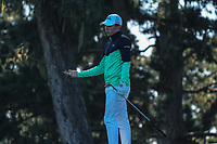 Matthew Fitzpatrick (ENG) in action at Spyglass Hill during the second round of the AT&T Pro-Am, Pebble Beach, Monterey, California, USA. 06/02/2020<br /> Picture: Golffile | Phil Inglis<br /> <br /> <br /> All photo usage must carry mandatory copyright credit (© Golffile | Phil Inglis)