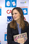 JENNIFER GARNER. To help raise children's literacy awareness, Milk+Bookies hosted its 1st annual story time with celebrities volunteering to support the charity. At the Skirball Cultural Center. Los Angeles, CA, USA. February 28, 2010.
