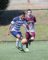 The College of Charleston Cougars played the  Georgia Southern Eagles in The Manchester Cup on April 5, 2014.  The Cougars won 2-0.  Mahdi Ali (11, Georgia), Ike Crook (11)
