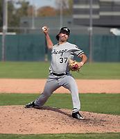 Caleb Freeman - 2019 AIL White Sox (Bill Mitchell)
