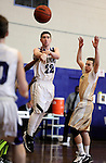 2-27-15, Pioneer High School  vs Huron High School boy's freshman basketball