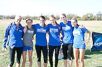 2012 DI XC Midwest Reg SLU Women