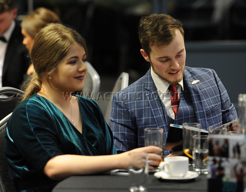 03/02/2018; GAA Handball All-Stars Awards 2018; Croke Park, Dublin;<br /> Paudie Quish<br /> Photo Credit: actionshots.ie/Tommy Grealy