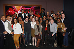 Alicia Keys and cast - Broadway's Stick Fly at the Cort Theatre, New York City, New York with after party at 48 Lounge with Alicia Keys and cast - Ruben Santiago-Hudson, Phylicia Rahad (Santa Barbara and OLTL) - mom of Condola (in cast) along with Tracie Thoms, Dulle Hill (Psych), Mekhi Phifer. (Photo by Sue Coflin/Max Photos)