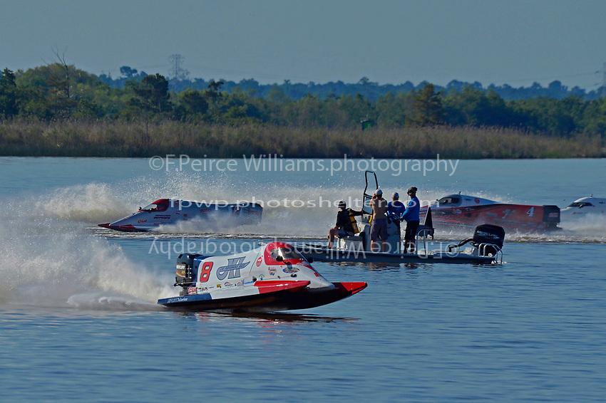 Mike Schubert (#8)           (Formula 1/F1/Champ class)