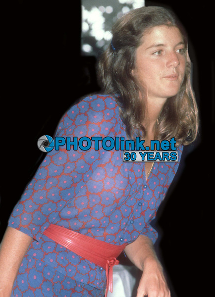 Caroline Kennedy 1985<br /> Photo By John Barrett/PHOTOlink