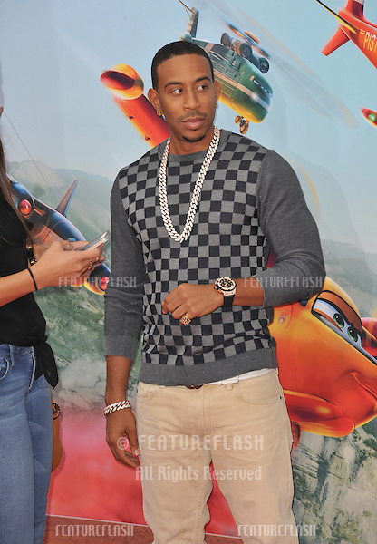 Chris &quot;Ludacris&quot; Bridges at the world premiere of Disney's &quot;Planes: Fire &amp; Rescue&quot; at the El Capitan Theatre, Hollywood.<br /> July 15, 2014  Los Angeles, CA<br /> Picture: Paul Smith / Featureflash