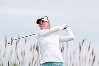 Jessica Korda (USA) tees off on the 6th hole  during the final round of the ShopRite LPGA Classic presented by Acer, Seaview Bay Club, Galloway, New Jersey, USA. 6/10/18.<br /> Picture: Golffile   Brian Spurlock<br /> <br /> <br /> All photo usage must carry mandatory copyright credit (&copy; Golffile   Brian Spurlock)