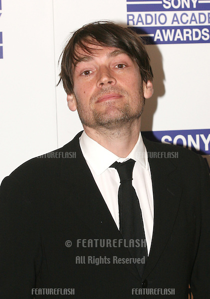 Alex James arriving for the Sony Radio Academy Awards, Grosvenor House Hotel, London. 10/05/2010  Picture by: Simon Burchell / Featureflash