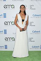 BURBANK, CA - OCTOBER 22: Emmanuelle Chriqui attends the Environmental Media Association 26th Annual EMA Awards Presented By Toyota, Lexus And Calvert at Warner Bros. Studios on October 22, 2016 in Burbank, California (Credit: Parisa Afsahi/MediaPunch).