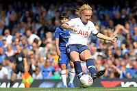 Rachel Furness of Tottenham, Hotspur Women in action during Chelsea Women vs Tottenham Hotspur Women, Barclays FA Women's Super League Football at Stamford Bridge on 8th September 2019