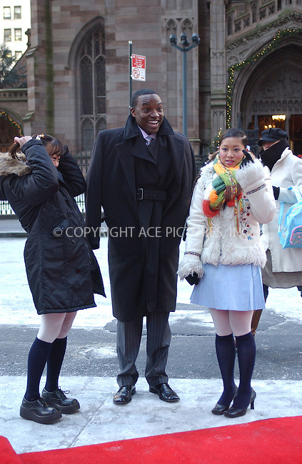 WWW.ACEPIXS.COM . . . . . ....NEW YORK, DECEMBER 20, 2004....Kwame Jackson does photo shoot for Trader Monthly Magazine in downtown Manhattan.....Please byline: ACE006 - ACE PICTURES.. . . . . . ..Ace Pictures, Inc:  ..Alecsey Boldeskul (646) 267-6913 ..Philip Vaughan (646) 769-0430..e-mail: info@acepixs.com..web: http://www.acepixs.com