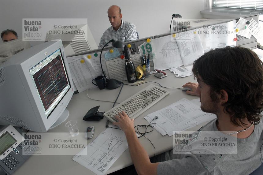 - the offices of civic engineering company ARUP....- gli uffici della società di ingegneria civile ARUP