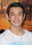 Ryan Potter at The Paramount Pictures L.A. Premiere of Fun Size held at Paramount Studios in Hollywood, California on October 25,2012                                                                               © 2012 Hollywood Press Agency