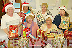 SHOEBOX APPEAL: At St. Anne's Education Centre on Thursday last, packing presents for the shoebox Christmas appeal for poor children, were front l-r: Mary O'Brien, Winnie Coffey. Back l-r: Mary Mangan, Kathleen Coffey, Vera Dooley, Kathleen Coffey.   Copyright Kerry's Eye 2008