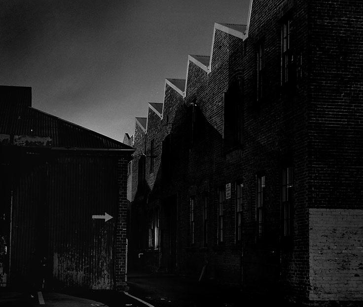 Guiding Principals<br /> Boag's Alley<br /> Launceston