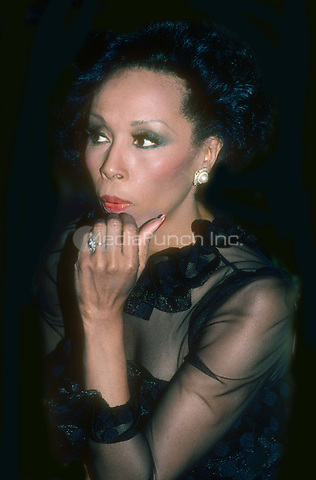 Diahann Carroll 1981<br /> Photo By John Barrett/PHOTOlink.net /MediaPunch
