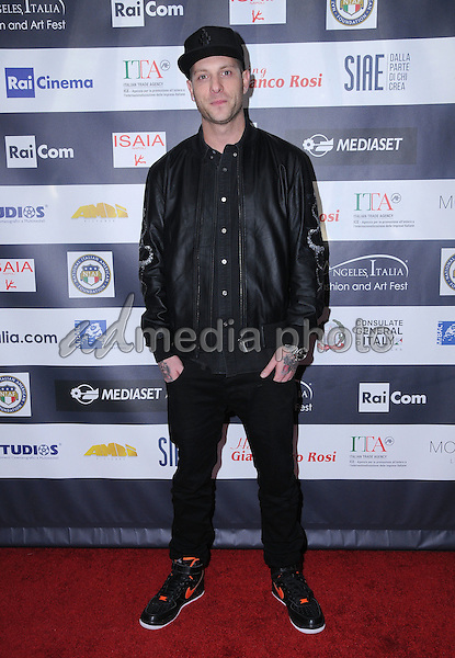 19 February 2017 - Hollywood, California - Clementino.  12th Annual Los Angeles - Italia Film Festival held at TCL Chinese 6 Theater. Photo Credit: Birdie Thompson/AdMedia