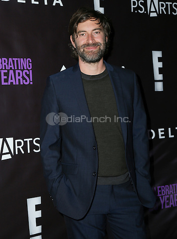 LOS ANGELES, CA - MAY 20: Mark Duplass attends P.S. Arts' The pARTy at NeueHouse Hollywood on May 20, 2016 in Los Angeles, California. Credit: Parisa/MediaPunch.