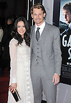 Abigail Spencer and Josh Pence at Warner Bros Pictures' L.A. Premiere of Gangster Squad held aat The Grauman's Chinese Theater in Hollywood, California on January 07,2013                                                                   Copyright 2013 Hollywood Press Agency