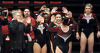 Stanford Gymnastics W vs Arizona, January 29, 2017