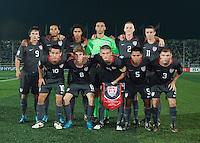 USMNT U17 Starting Eleven. Spain defeated the U.S. Under-17 Men National Team  2-1 at Sani Abacha Stadium in Kano, Nigeria on October 26, 2009.