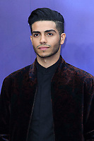 Mena Massoud at the Aladdin European Gala Screening at the Odeon Luxe Leicester Square, London on May 9th 2019<br /> CAP/ROS<br /> ©ROS/Capital Pictures