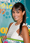 UNIVERSAL CITY, CA. - August 09: Actress Jordana Brewster poses in the press room during the Teen Choice Awards 2009 held at the Gibson Amphitheatre on August 9, 2009 in Universal City, California.