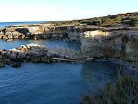 AGO 2012, Puglia, Salento, Comune di Melendugno, litorale di Torre Sant'Andrea.AUG 2012, Apulia, Salento, Torre Sant'Andrea