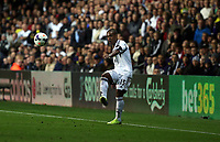 Pictured: Wayne Routledge.<br /> Monday 16 September 2013<br /> Re: Barclay's Premier League, Swansea City FC v Liverpool at the Liberty Stadium, south Wales.