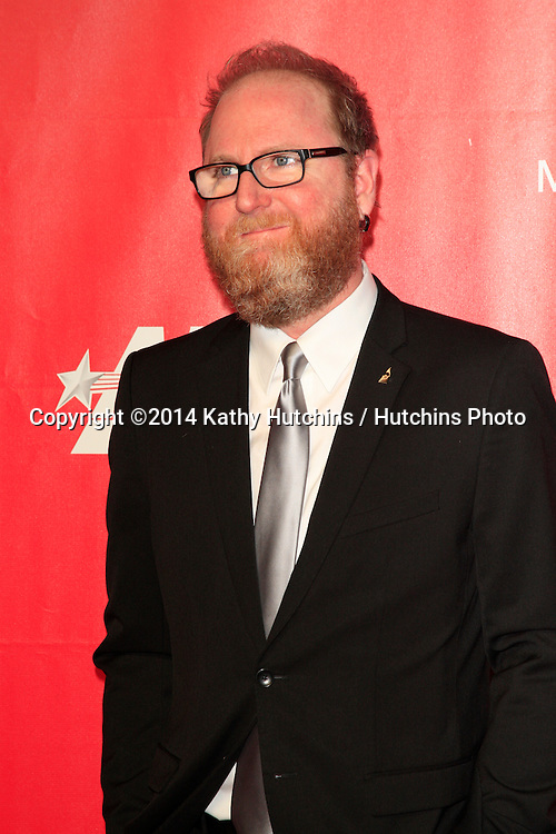 LOS ANGELES - JAN 24:  Eric Jarvis at the 2014 MusiCares Person of the Year Gala in honor of Carole King at Los Angeles Convention Center on January 24, 2014 in Los Angeles, CA
