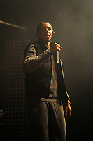 LONDON, ENGLAND - NOVEMBER 5: AJ Tracey (Ch&eacute; Wolton Grant) performing at The Forum on November 5, 2017 in London, England.<br /> CAP/MAR<br /> &copy;MAR/Capital Pictures