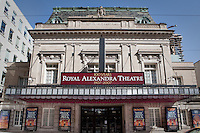 The Royal Alexandra Theatre is pictured in Toronto April 20, 2010. Built in 1907, the Royal Alexandra Theatre  is the oldest continuously operating legitimate theatre in North America.