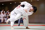 Sara Asahina, September 14, 2014 - Judo : All Japan Junior Judo Championships Women's +78kg at Saitama Prefectural Budokan, Saitama, Japan. (Photo by Yusuke Nakanishi/AFLO SPORT) [1090]
