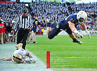 Army vs. Navy, NCAA Football, December 10, 2011