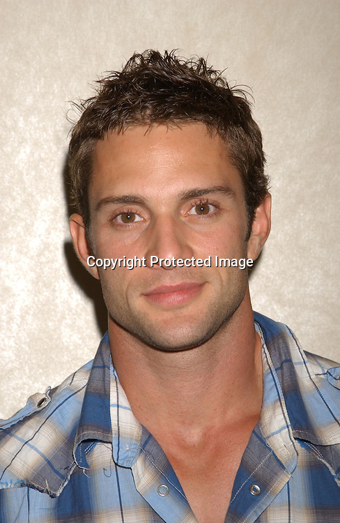 ..David Fumero ..at the One Life To Live Fan Club Luncheon on August 9,2003 at the Marriott Marquis Hotel. Photo by Robin Platzer, Twin Images