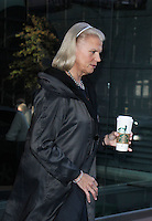 NEW YORK, NY-October 24:Ginni Rometty Chairman, Presidfent & CEO IBM at CBS This Morning to talk about IBM's technology named Watson is helping fight cancer in New York.October 24, 2016. Credit:RW/MediaPunch