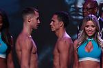 Maxim Dadashev venció por TKO en el décimo asalto a Darleys Pérez. MGM Grand, Las Vegas, Nevada, USA. vacant NABF Super Lightweight Title.