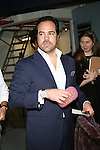 Chris Del Gatto Attends Jeffrey Fashion Cares 10th Anniversary New York Fundrasier Hosted by Emmy Rossum Held at the Intrepid, NY 4/2/13