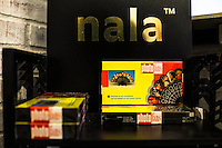 Photo fans on display in Nala Designs in Bangsar, Kuala Lumpur, Malaysia, on 18 August 2015. Nala Designs, by founder and designer Lisette Scheers, is inspired by Malaysia's melting pot of Chinese, Malay and Indian cultures. Photo by Suzanne Lee for Monocle