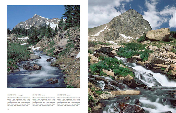 """Private, photo tours of Indian Peaks by John.<br /> From John's 4th book: """"Boulder, Colorado: A Photographic Portrait."""""""