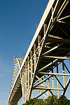 The Fremont Bridge, Portland, Oregon