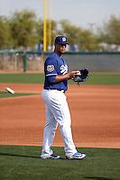 Frankie Montas / Francelis Montas - Los Angeles Dodgers 2016 spring training (Bill Mitchell)